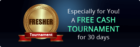 free cash tournament