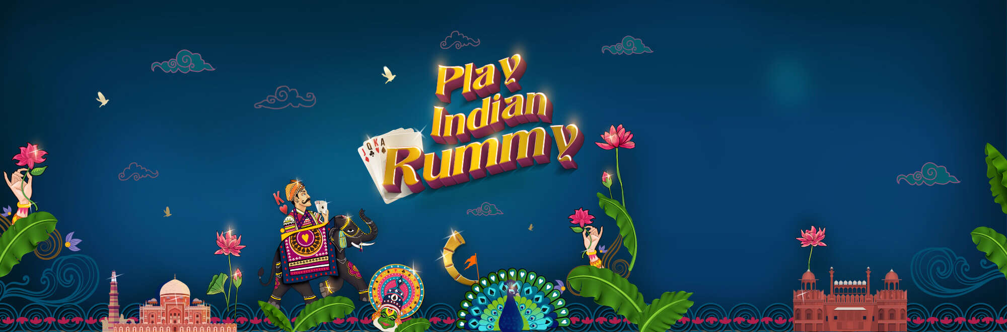 play indian rummy online
