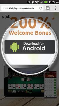 rummy app