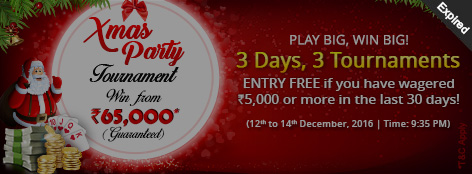 Xmas Party Tournaments