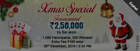 Xmas Special Tournament