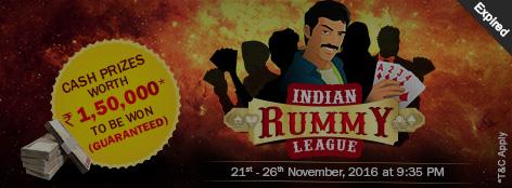 Indian Rummy League