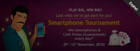 Smartphone Tournaments