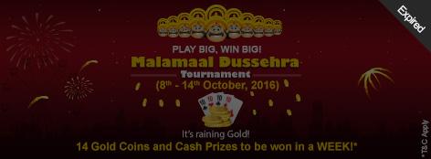 Malamaal Dussehra Tournament