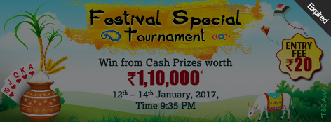 Festival Special Tournaments