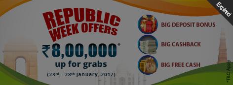 Republic Week Offer