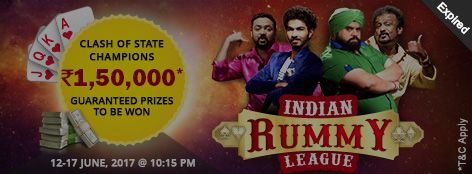 Indian Rummy League