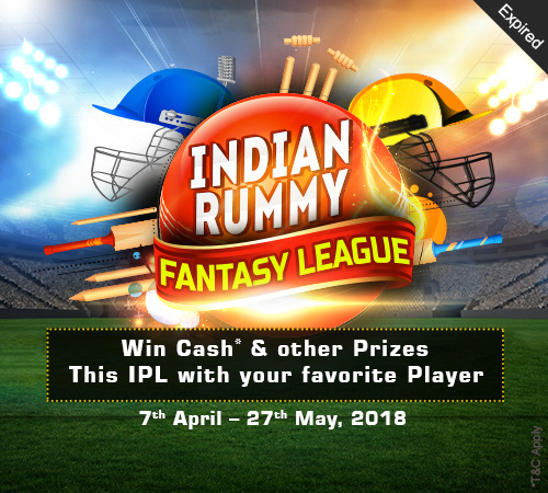 Indian Rummy Fantasy League