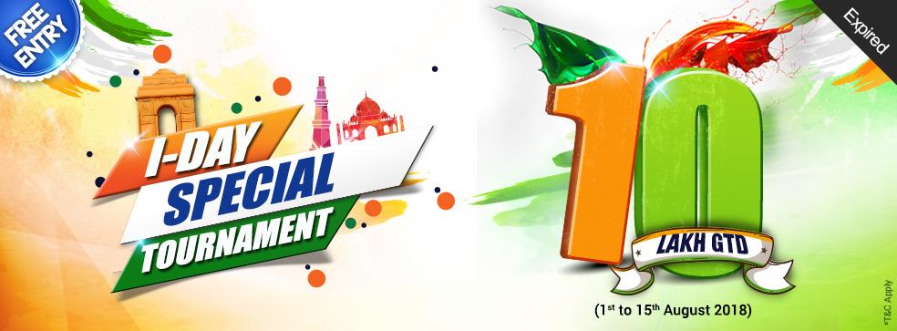 I-day Special Tournament