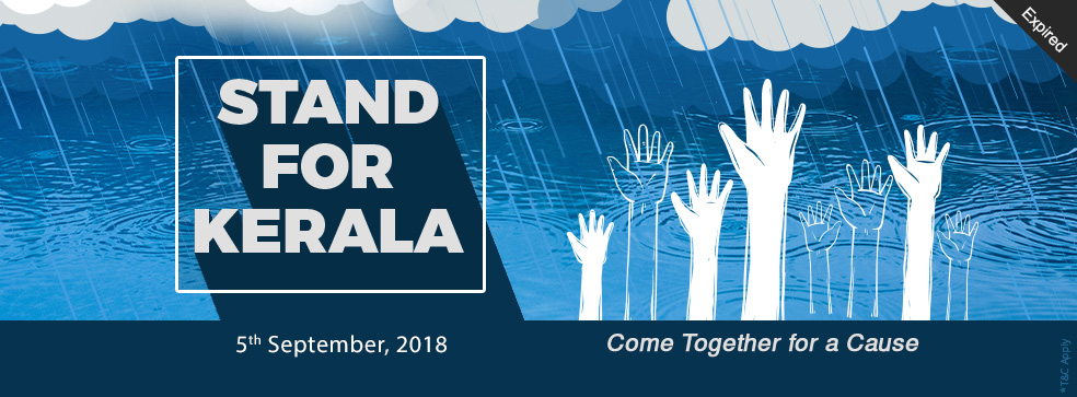 Stand For Kerala