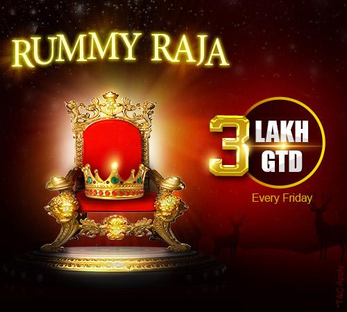 Rummy Raja tournament