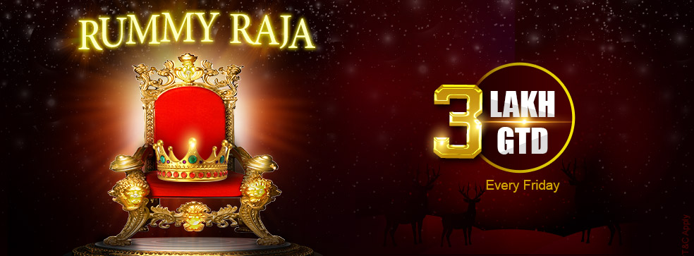 Rummy Raja tournament