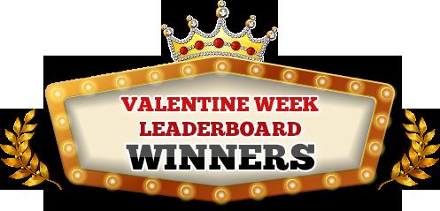 Valentine Week Leaderboard Offer