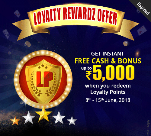 Loyalty Rewardz Offer