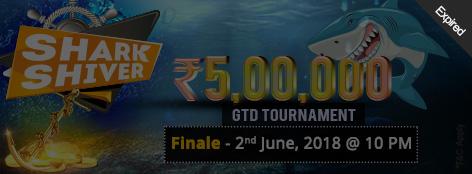 Shark Shiver Tournament