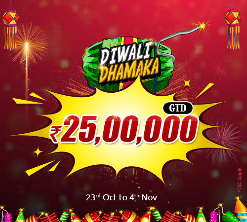 Diwali Dhamaka Tournament