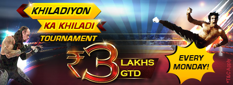 Khiladiyon ka Khiladi Tournament