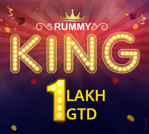 The Rummy King Tourney