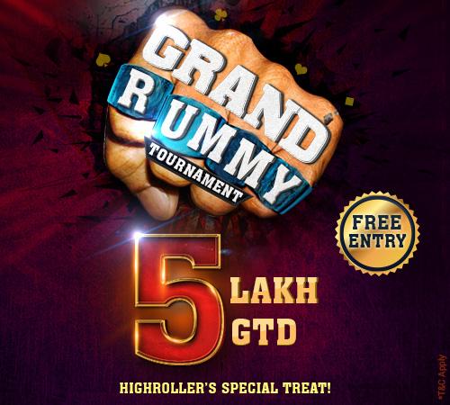 Grand Rummy Tournament