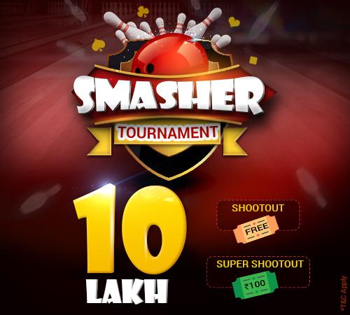 Smasher Tournament