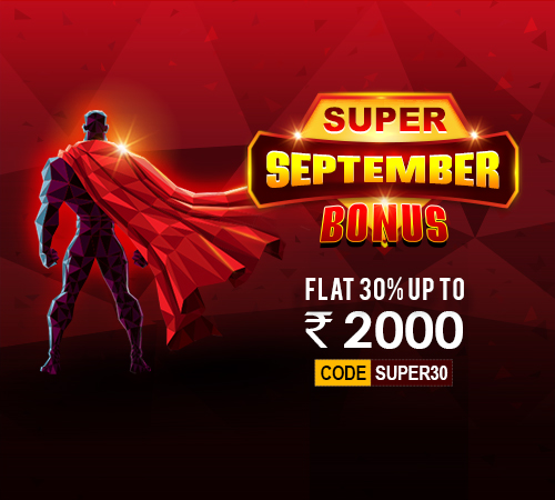 Super September Bonus