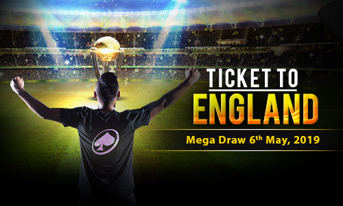 Ticket to England