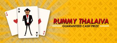 Rummy Thalaiva Tournament