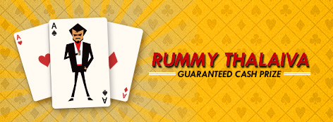 Rummy Thalaiva Tournament