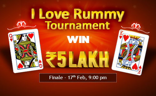 I Love Rummy Tournament