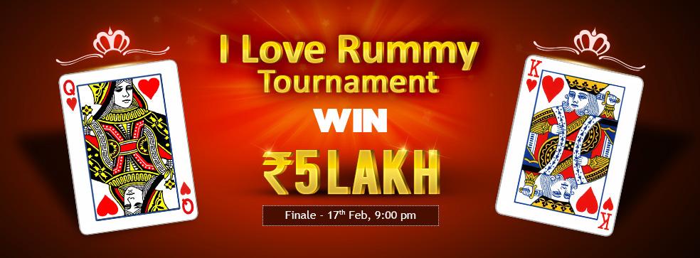 I Love Rummy Tournament