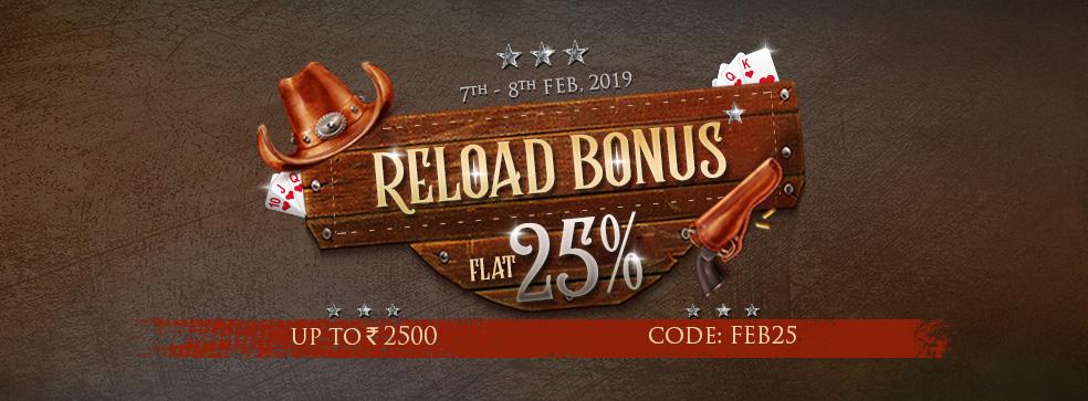 Reload Bonus