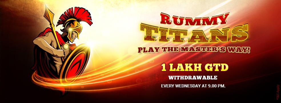 Rummy Titans