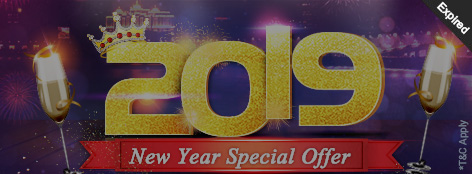 New Year Spacial offer