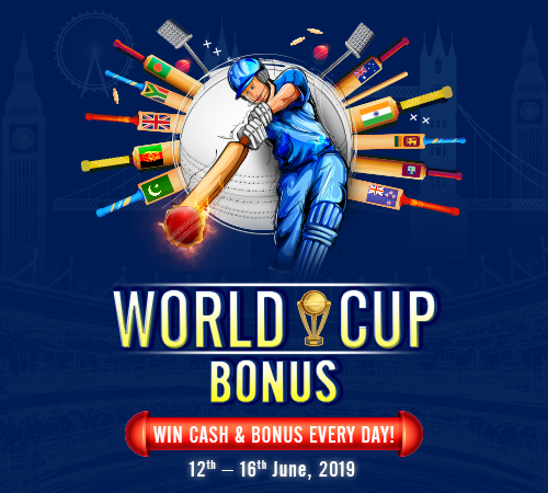 World Cup Bonus