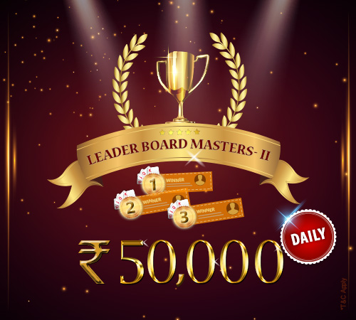 Leader Board Masters II