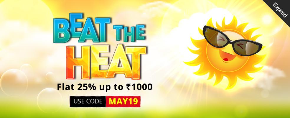 Beat the Heat Bonus