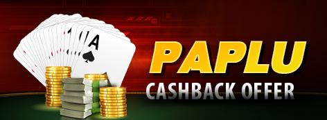 Paplu Cashback Offer
