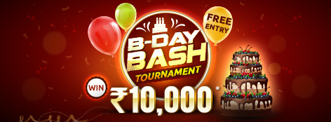 B-Day Bash Tournament