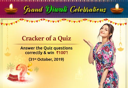Cracker of a Quiz