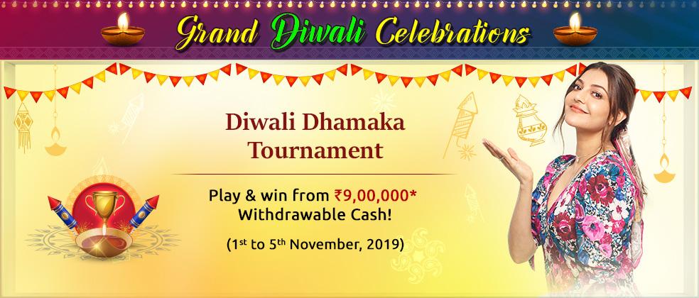 Diwali Dhamaka Tournament