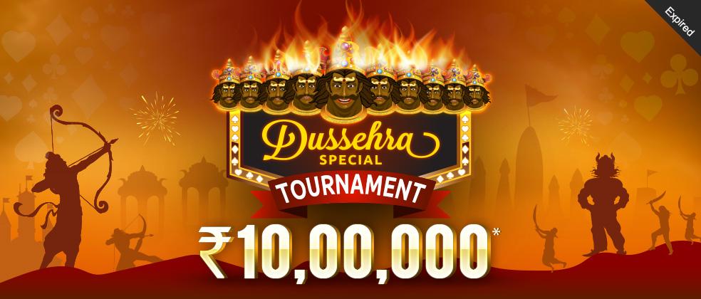 Dussehra Special Tournament