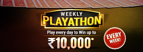 Weekly Playathon
