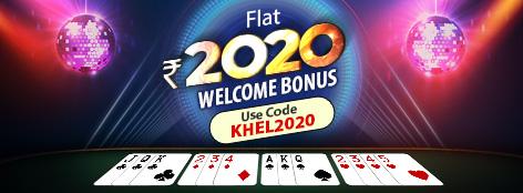 2020 Welcome Bonus Offer
