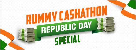 Rummy Cashathon