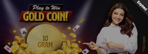 Gold Coin Offer