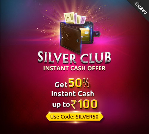 Silver Club Instant Cash Offer
