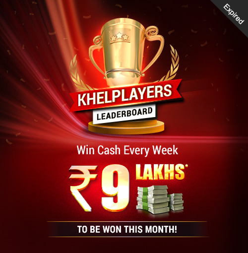 KhelPlayers LeaderBoard