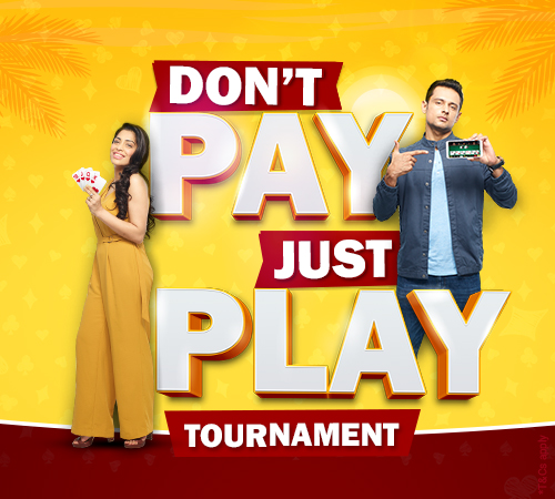 Don't Pay, Just Play Tournament