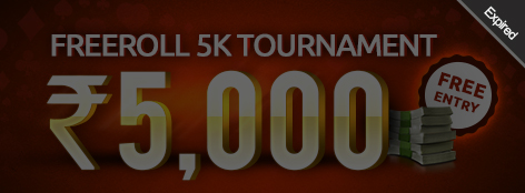 Freeroll 10K Tournament
