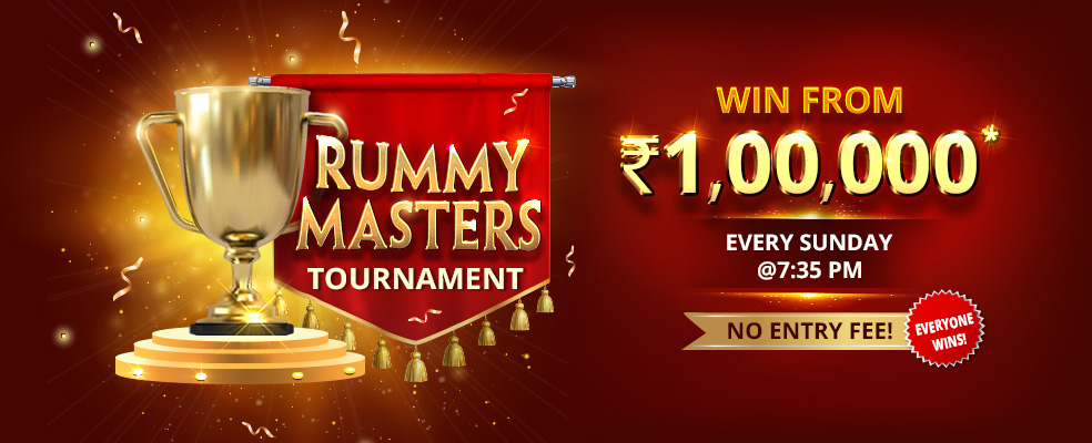Rummy Masters Tournament